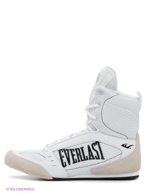 Боксерки High-Top Competition Everlast. Цвет: белый