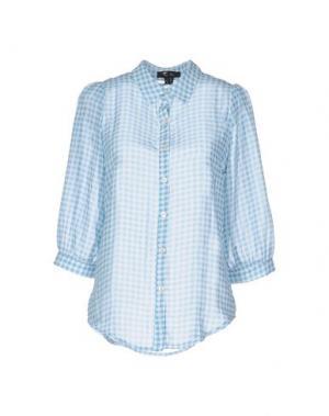 Pубашка CUTIE. Цвет: лазурный
