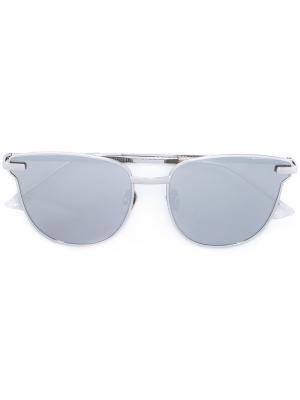 Солнцезащитные очки Pharaoh Le Specs. Цвет: серый