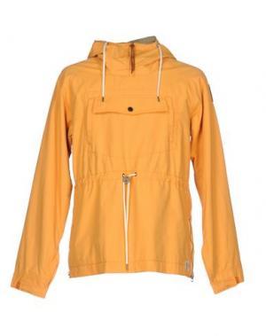 Куртка REIGN. Цвет: охра