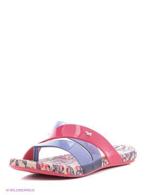 Пантолеты ZAXY. Цвет: фиолетовый