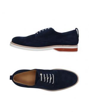 Обувь на шнурках WANT LES ESSENTIELS DE LA VIE. Цвет: темно-синий