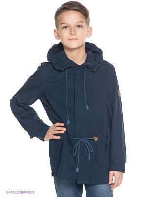 Куртка Orby. Цвет: темно-синий