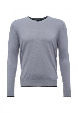 Пуловер Greg Horman. Цвет: голубой