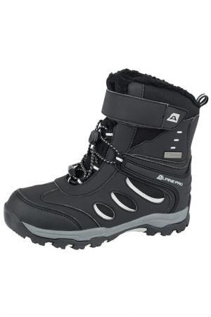 Ботинки Alpine Pro. Цвет: черный