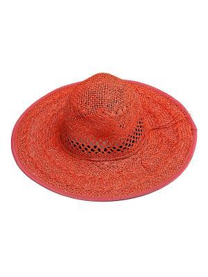 Шляпа Kameo-bis. Цвет: красный