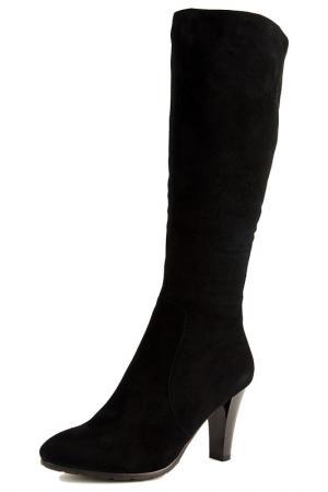 Сапоги Brocoli. Цвет: черный