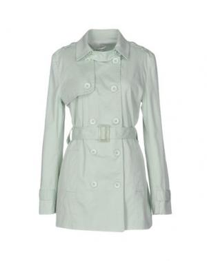 Легкое пальто LIST. Цвет: светло-зеленый
