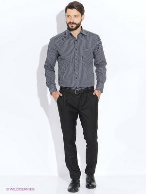 Рубашка мужская LIVANSO. Цвет: серый
