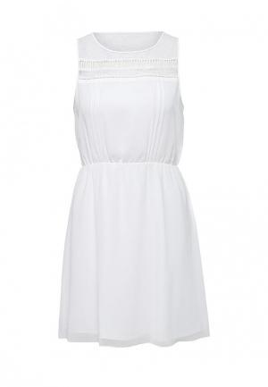 Платье BCBGeneration. Цвет: белый