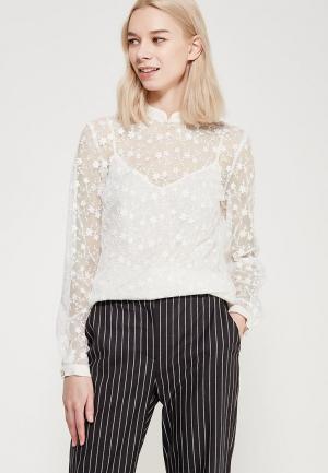 Блуза Ksenia Knyazeva. Цвет: белый
