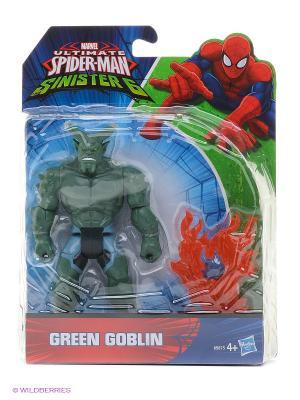 Фигурка Марвел c орудием сражения Hasbro. Цвет: зеленый