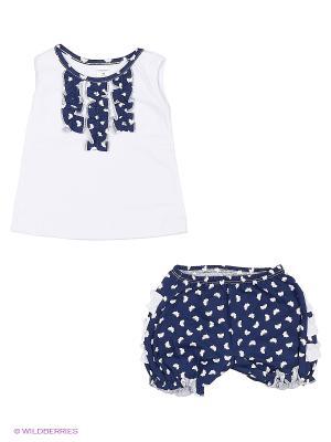 Комплект одежды Baby Boom. Цвет: синий