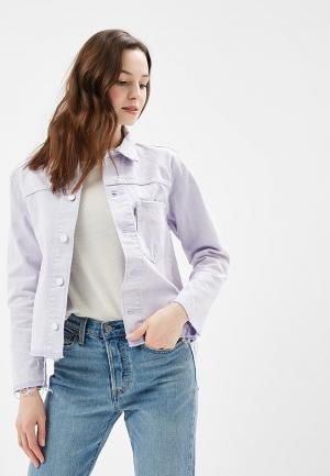 Куртка джинсовая Levis® Levi's®. Цвет: фиолетовый