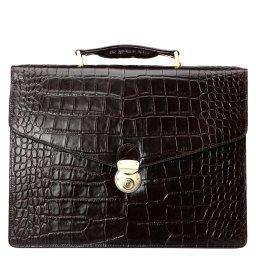 Портфель  RC11449 темно-коричневый GERARD HENON