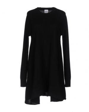 Короткое платье MADELEINE THOMPSON. Цвет: черный