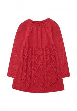 Платье Chicco. Цвет: красный