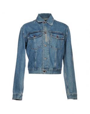 Джинсовая верхняя одежда ANDREW MACKENZIE. Цвет: синий