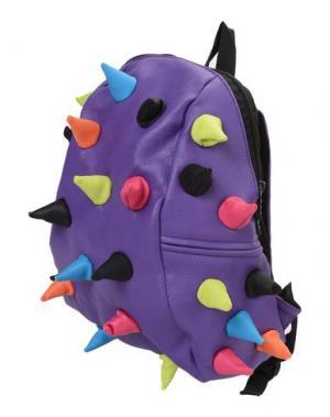 Рюкзаки и сумки на пояс MAD PAX. Цвет: фиолетовый