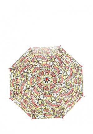 Зонт-трость Modis. Цвет: разноцветный