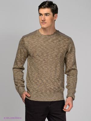Джемпер TOM FARR. Цвет: серо-коричневый