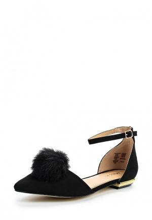 Туфли Miss KG by Kurt Geiger. Цвет: черный