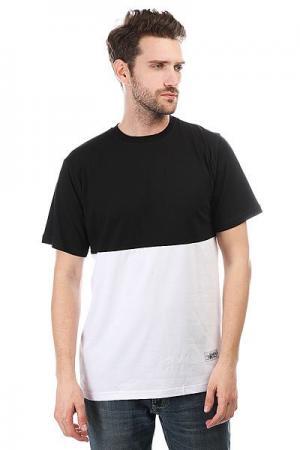 Футболка  Classic Combo White/Black Anteater. Цвет: белый,черный
