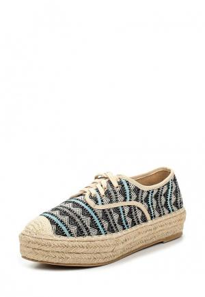Ботинки Chic Nana. Цвет: синий