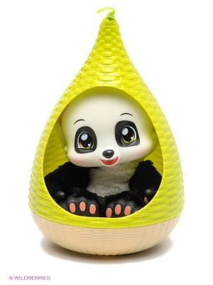 Развивающая игрушка Zoopy. Цвет: желтый