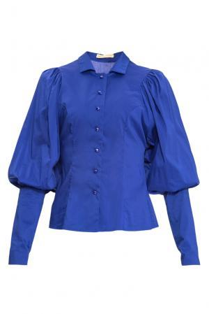 Блуза 155683 Charisma. Цвет: синий