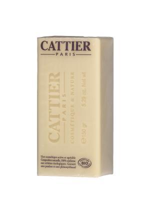 Cattier Мыло Мягкое Натуральное С Маслом Карите, Упаковка 150 Г. Цвет: бежевый