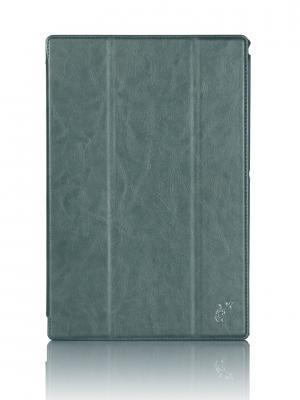 Чехол G-case Slim Premium для Sony Xperia Tablet Z4. Цвет: серый