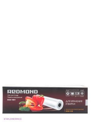 Пакеты вакуумные  RAM-VR01 REDMOND. Цвет: прозрачный