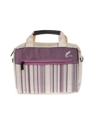 Чехол-сумка G-Case для планшетов или аксессуаров, розовая. Цвет: розовый