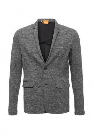 Пиджак Boss Orange. Цвет: серый