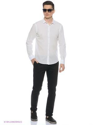 Рубашка MEXX. Цвет: молочный