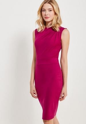 Платье Alex Lu. Цвет: розовый