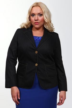 Пиджак PER TE BY KRIZIA. Цвет: черный