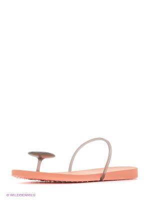 Пантолеты Ipanema. Цвет: персиковый