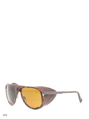 Солнцезащитные очки VL 1315 0007 BROWN POLAR Vuarnet. Цвет: коричневый