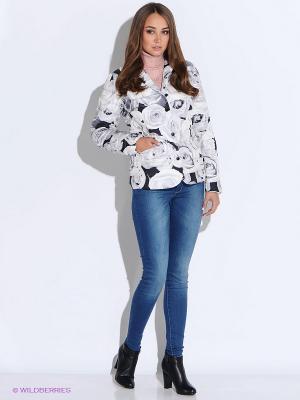 Куртка Baon. Цвет: белый