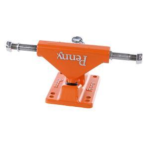 Подвески для скейтборда лонгборда 2шт.  Trucks Orange 3.125(14.9 см) Penny. Цвет: оранжевый