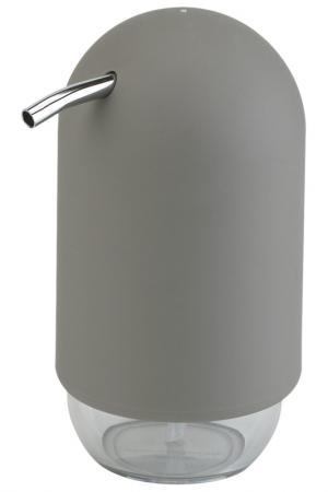 Диспенсер для мыла TOUCH UMBRA. Цвет: графитовый