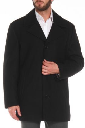 Пальто LONDON FOG. Цвет: черный