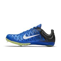 Шиповки унисекс для бега на короткие дистанции  Zoom Maxcat 4 Nike. Цвет: синий