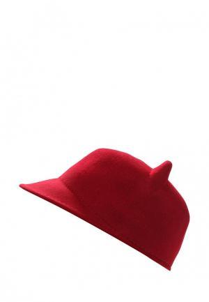 Кепка Mascotte. Цвет: бордовый