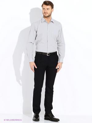 Сорочка LIVANSO. Цвет: серый
