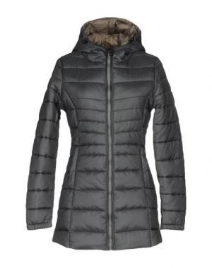 Куртка X-CAPE. Цвет: свинцово-серый