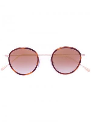 Солнцезащитные очки Morgan Spektre. Цвет: металлический