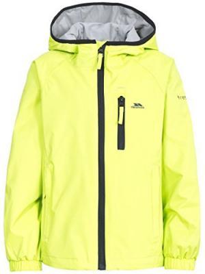 Куртка Trespass. Цвет: светло-зеленый